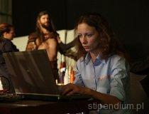 Plan filmowy w hali Opus Film (fot. Ada Guzowska)