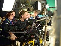Plan filmowy w Opus Film (fot. Instytut Nauki i Techniki Stipendium)