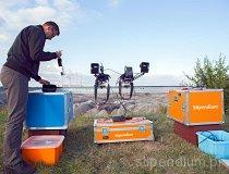 Plan zdjęciowy w Kamieńsku (fot. Mario Suze)