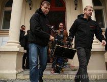 """Projekt ROS3D. Plan zdjęciowy filmu """"Czułość"""" (fot. Przemysław Cieślarek)"""