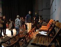 ROS3D. Plan zdjęciowy w teatrze Szwalnia (fot. Jakub Urbański)