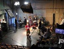ROS3D. Plan zdjęciowy w Teatrze Szwlania w Łodzi (fot. Piotr Wojtaszek)