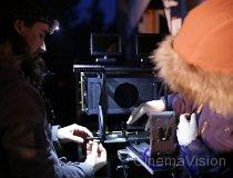"Plan zdjęciowy do filmu ""No Panic, with Hint of Histeria"" (fot. materiały FINN)"