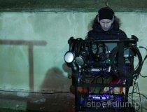"""Plan zdjęciowy filmu """"No Panic"""" (fot. Nina Poznańska)"""